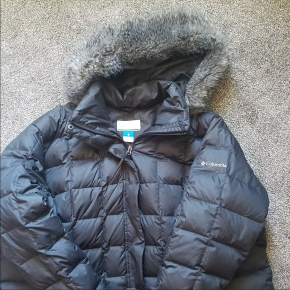 Columbia plus size women's puffer jacket 3x